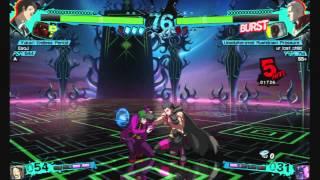 Persona 4 Arena Ultimax - Adachi Comeback Compilation