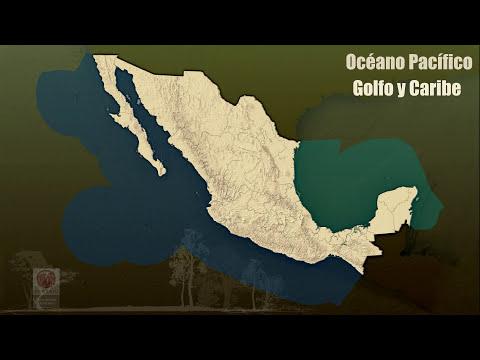 CONABIO Ecosistemas de México