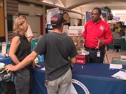 Hurricane Expo Video in Orange County Florida