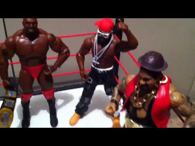 Ezekiel Jackson Toy Ezekiel Jackson Elite 16