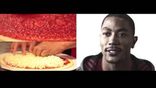 Derrick Rose says Giordano's is