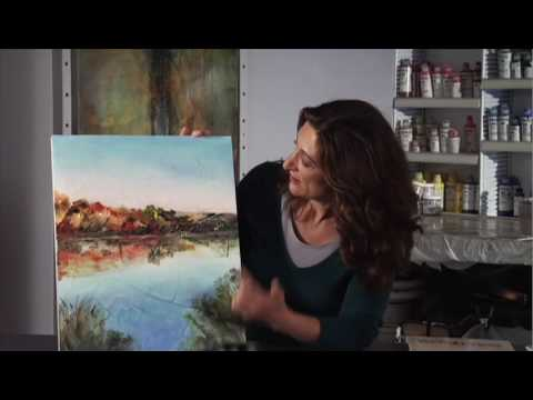 Acrylic Vs Watercolor Paintings