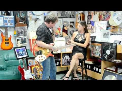 Karen Kernan Interviews Rick Derringer About His Career, His Wife Jenda, And Bruce Waibel.
