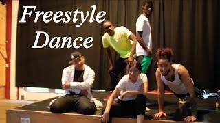 Get Up And Jump   Hot Music - SOHO   Freestyle (Elyas) Dance