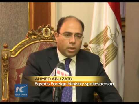 Egypt backs peaceful solution to South China Sea issue