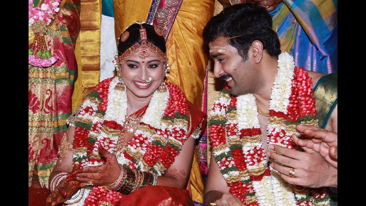 Krishna anisha wedding