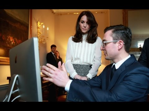 Duchess of Cambridge guest edits the Huffington Post
