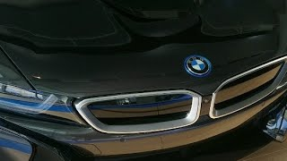 Theee 2019 BMW i8