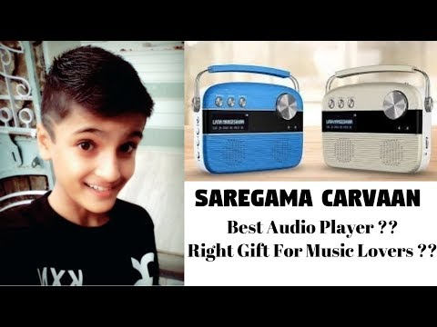 SaReGaMa Carvaan | Best Audio Player ?? | Unboxing-Features-My Opinions | Gift For Music Lovers ?? |