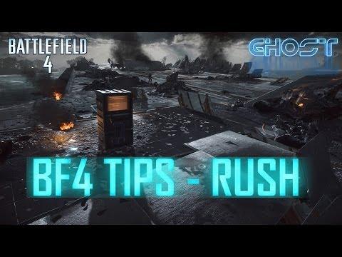 Battlefield 4 Tips - Rush Mode