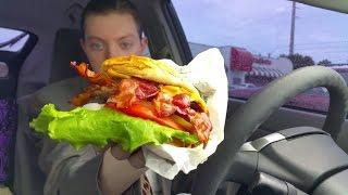 Steak 'n Shake Bacon 'n Cheese Triple Xtreme Burger - Review