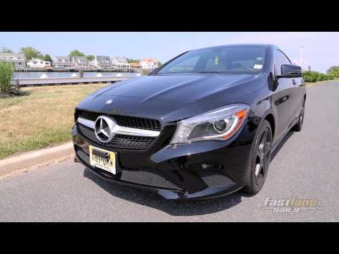 2014 Mercedes CLA-Class Review - Fast Lane Daily