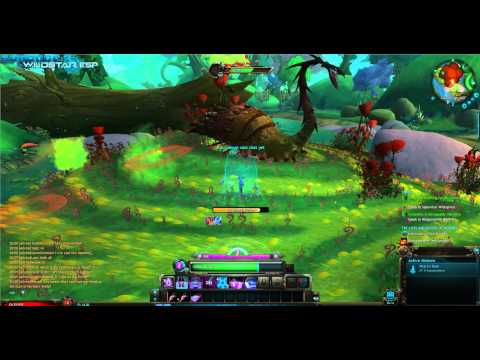 WildStar beta: Assassination: Vitara´s Rose soldier path quest