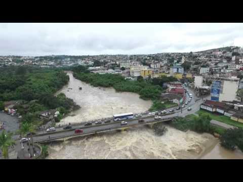 Jornal Candides faz imagens aéreas do Rio Itapecerica
