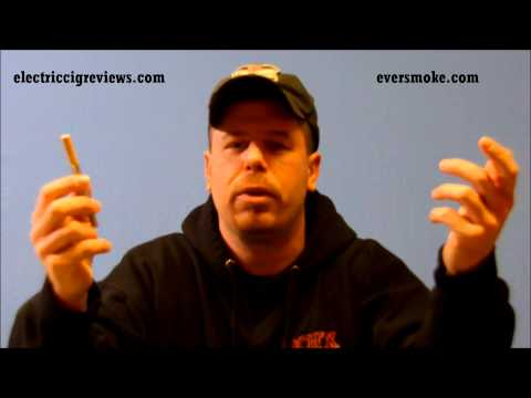 EverSmoke Menthol & Tobacco eJuice Review