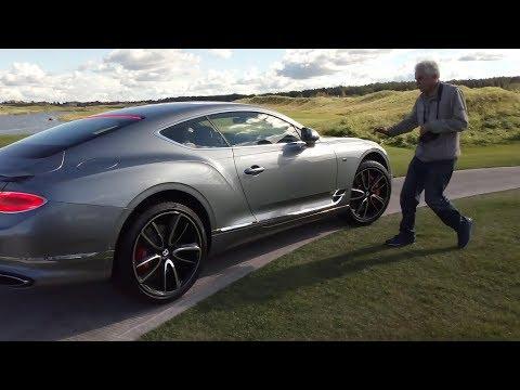 Британцы подготовили Bentley Continental GT нового поколения