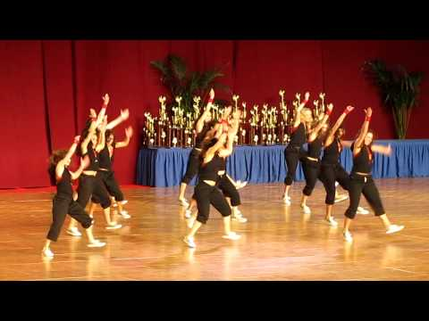 Trojan Dance Force - Hip Hop Competition 2011