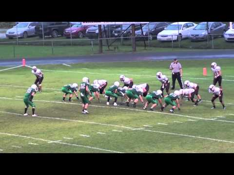 #2 Ben Maynard 2012 Sophomore Highlights (Pikeville High School)
