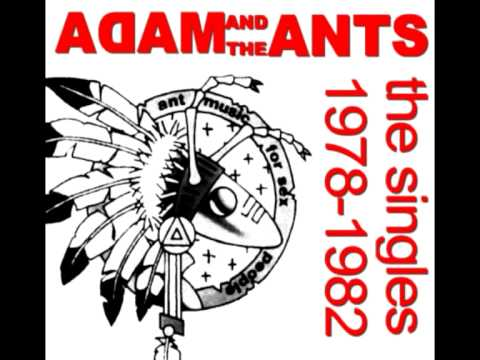 Adam Ant - Beat My Guest