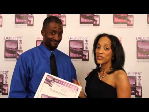"AWARD-WINNING POETRY WEB SERIES CREATOR ARMOND KINARD ""THE BOOK OF SULTRY"" (CALIFORNIA)"