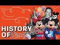 History of Disney World