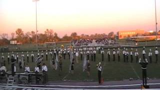 Sycamore Marching Spartans in Marengo