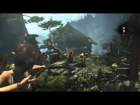 E3 2012 Trends: Bow & Arrow - Assassin's Creed III, Tomb Raider, Far Cry 3, Crysis 3 - E3 2012