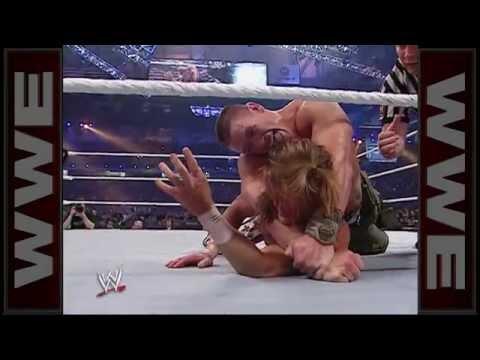 John Cena Vs. Shawn Michaels - Wwe Championship Match: Wrestlemania 23 video