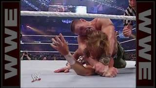 John Cena vs. Shawn Michaels - WWE Championship Match: WrestleMania 23