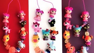 How to make Magic Juwerly lalaloopsy. Kолье Лалалупси .如何使魔Juwerly lalaloopsy。