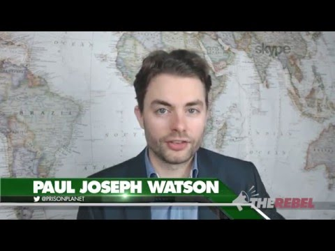 "Paul Joseph Watson: Islam in Europe (and the ""far right"" backlash)"