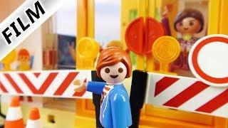 Playmobil Film deutsch | JULIAN SPERRT KITA - Jetzt ist Schluss | Kinderserie Familie Vogel