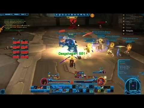 SWTOR - Disavowed - Scum & Villany HM - Cartel Warlords - 8 man Dps POV
