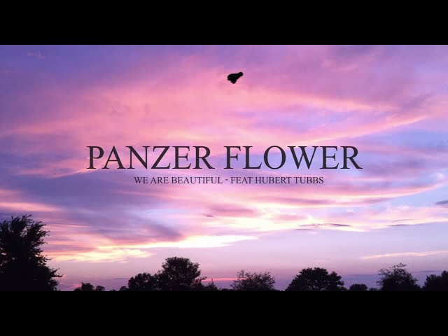 Panzer Flower feat Hubert Tubbs - We Are Beautiful Official Video