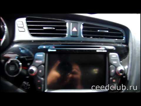Новый Kia ceed sw 2012 специально для ceedclub.ru