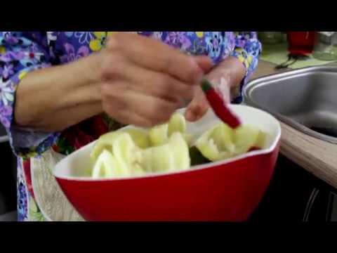 Вкуснейшие Баклажаны с перцем и чесноком на зиму! Супер - Бабушкины рецепты!