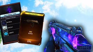 *NEW* MSMC DLC WEAPON in BLACK OPS 3! UNLOCKING DARK MATTER CAMO on THE MSMC! (BO3 NEW DLC WEAPONS)