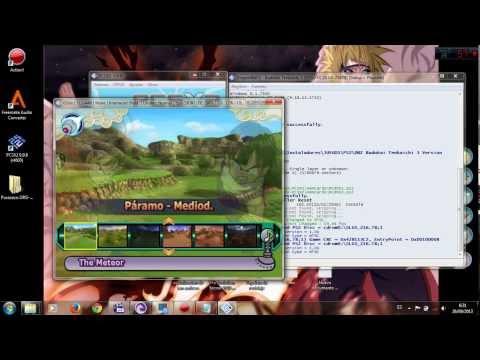 Configurar nvidia para emulador de ps2 y descargar dragon ball