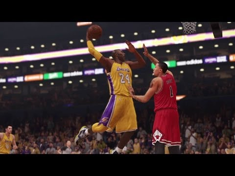 IGN Rewind Theater - NBA 2K14 Next-Gen Gameplay Trailer Analysis
