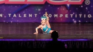 6 Year Old Everleigh's Official Dance Competition Solo!!!