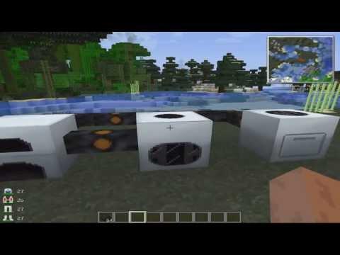 Гайд по industrial craft 2 - серия 3 ( Искусственный алмаз ) - Игры онлайн