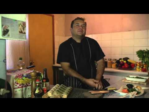 Northern Chile  'Sushi delivery'    social media and entrepreneurship