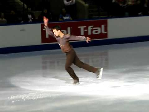 Patrick Chan 2010 Canadian Championships Gala Performance