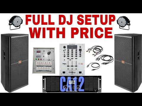 Full DJ Setup With Price