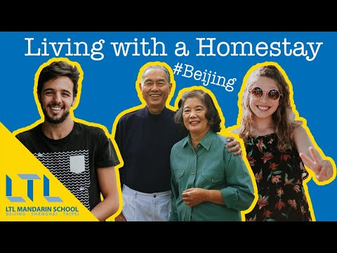 Living with a Homestay in Beijing - TV Documentary