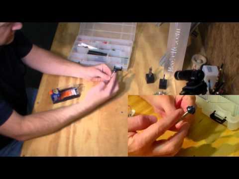 Homemade DIY CNC Series - Cutters - Neo7CNC.com - Episode 8
