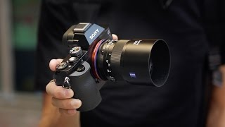 Zeiss Loxia 35mm & 50mm f/2 Hands-on Review