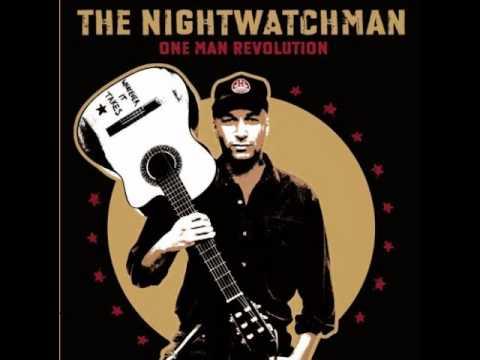 The Nightwatchman - Dark Clouds Above