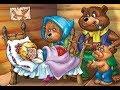 Английский для детей Сказка Три медведя на английском mp3