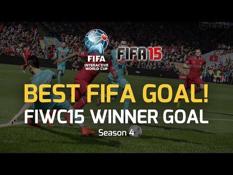 Best FIFA 15 goal! FIWC15 Winner Goal of Season 4